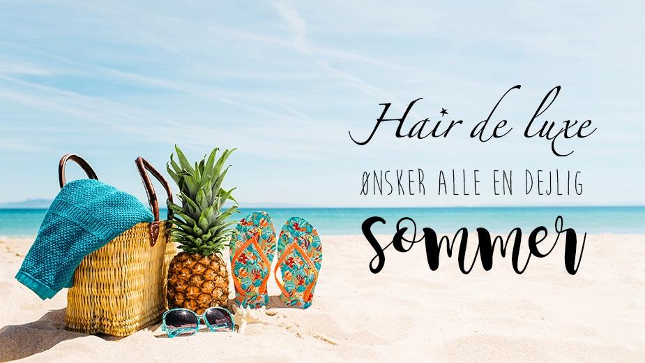 sommerferie hair de luxe 2019