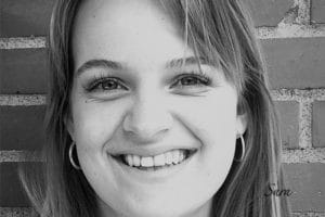 Sara Holmbech profilfoto
